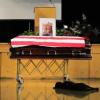 A Fallen Navy SEALs Dog Stands Watch